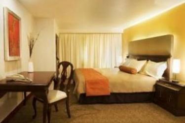 Hotel Stanza: Schlafzimmer MEXICO STADT