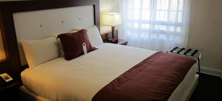 Harrison Hotel Miami Beach: Camera Matrimoniale/Doppia MIAMI BEACH (FL)