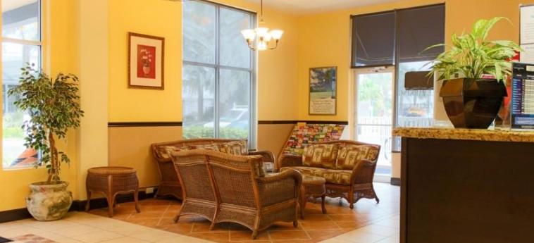 Aae Lombardy Hotel & Hostel: Hall MIAMI BEACH (FL)