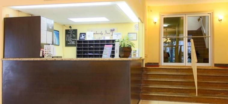 Aae Lombardy Hotel & Hostel: Reception MIAMI BEACH (FL)