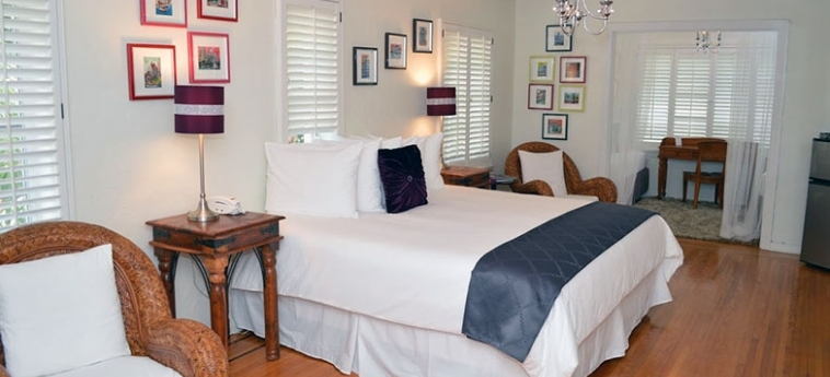 Hotel Sobe You Bed & Breakfast: Camera Matrimoniale/Doppia MIAMI BEACH (FL)