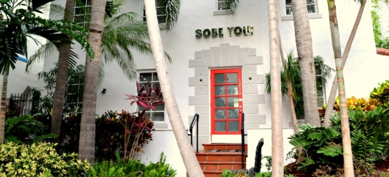 Hotel Sobe You Bed & Breakfast: Esterno MIAMI BEACH (FL)