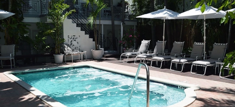 Hotel Sobe You Bed & Breakfast: Piscina MIAMI BEACH (FL)