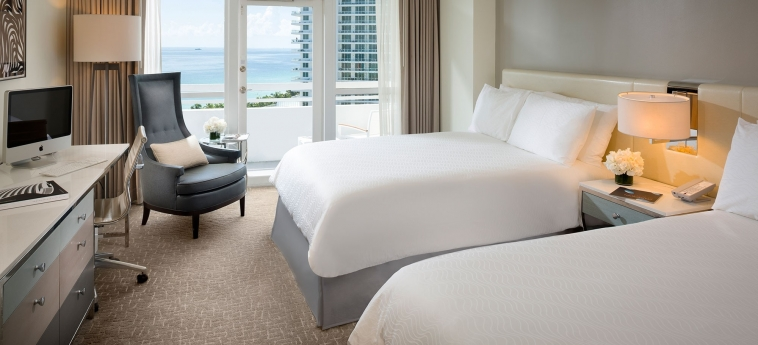 Hotel Fontainebleau Miami Beach: Habitaciòn Gemela MIAMI BEACH (FL)