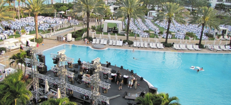 Hotel Fontainebleau Miami Beach: Activité MIAMI BEACH (FL)