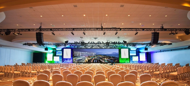 Hotel Fontainebleau Miami Beach: Salle de Conférences MIAMI BEACH (FL)