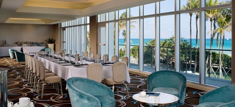 Hotel Fontainebleau Miami Beach: Salle de Réunion MIAMI BEACH (FL)