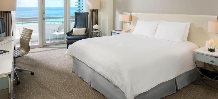 Hotel Fontainebleau Miami Beach: Doppelzimmer MIAMI BEACH (FL)