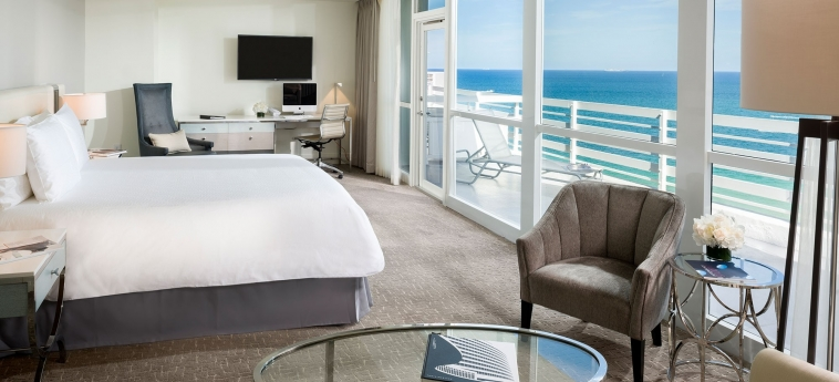 Hotel Fontainebleau Miami Beach: Schlafzimmer MIAMI BEACH (FL)