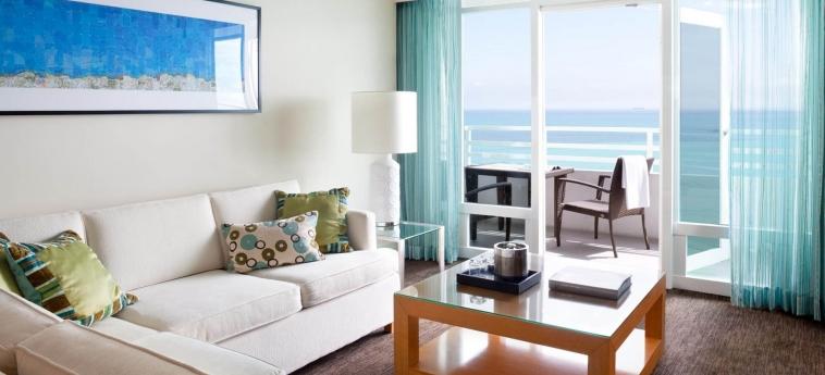Hotel Fontainebleau Miami Beach: Wohnzimmer MIAMI BEACH (FL)