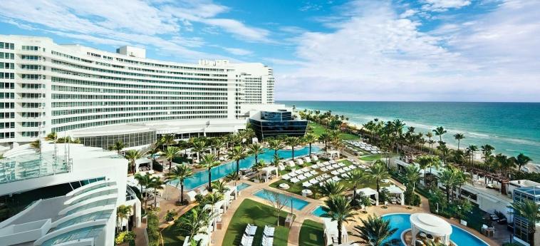 Hotel Fontainebleau Miami Beach: Exterior MIAMI BEACH (FL)