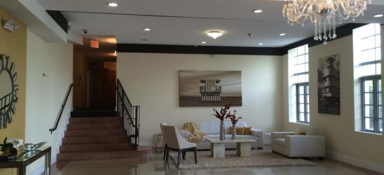 Hotel Alden: Hall MIAMI BEACH (FL)