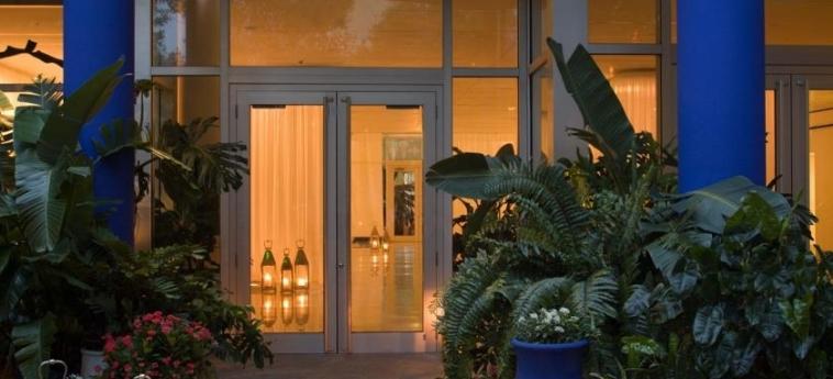 Hotel Shore Club South Beach: Entrance MIAMI BEACH (FL)