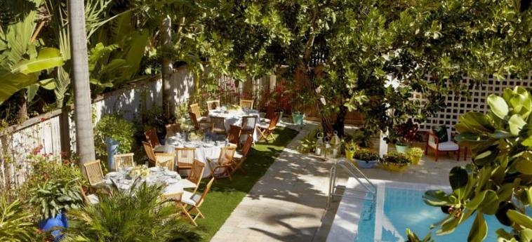 Hotel Shore Club South Beach: Garden MIAMI BEACH (FL)
