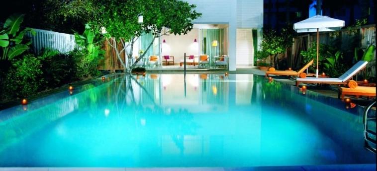 Hotel Shore Club South Beach: Swimming Pool MIAMI BEACH (FL)