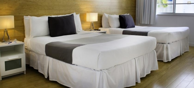 Aqua Hotel & Suites: Camera Doppia - Twin MIAMI BEACH (FL)