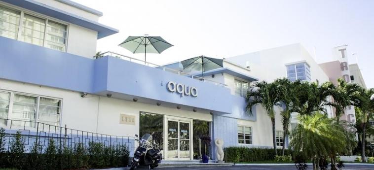 Aqua Hotel & Suites: Außen MIAMI BEACH (FL)