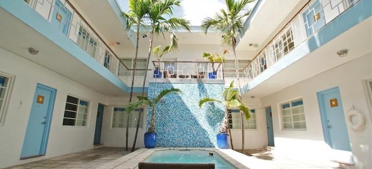 Aqua Hotel & Suites: Detail MIAMI BEACH (FL)