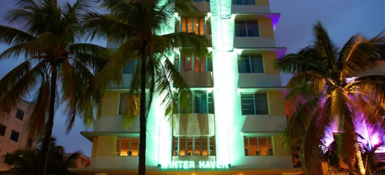Hotel Winter Haven, Autograph Collection: Facade MIAMI BEACH (FL)