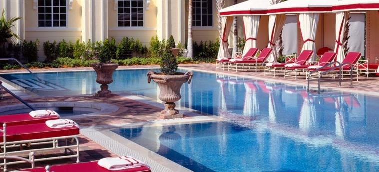 Hotel Acqualina Resort & Spa On The Beach: Piscina MIAMI BEACH (FL)