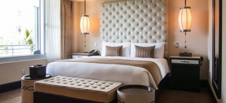National Hotel Miami Beach: Chambre MIAMI BEACH (FL)
