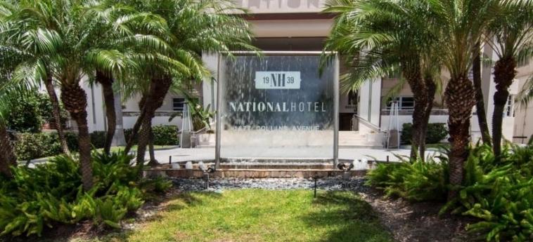 National Hotel Miami Beach: Entrée MIAMI BEACH (FL)