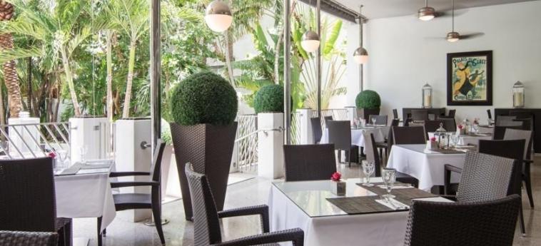 National Hotel Miami Beach: Restaurant MIAMI BEACH (FL)