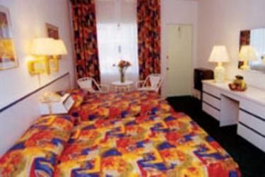 Hotel Travelodge Monaco N Miami And Sunny Isles Beach: Camera Matrimoniale/Doppia MIAMI BEACH (FL)