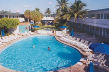 Hotel Travelodge Monaco N Miami And Sunny Isles Beach: Esterno MIAMI BEACH (FL)