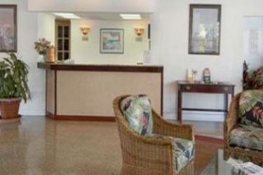 Hotel Travelodge Monaco N Miami And Sunny Isles Beach: Lobby MIAMI BEACH (FL)
