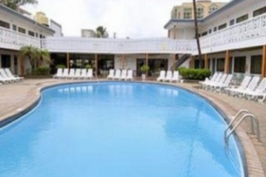 Hotel Travelodge Monaco N Miami And Sunny Isles Beach: Piscina MIAMI BEACH (FL)