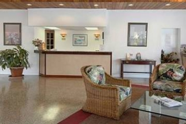 Hotel Travelodge Monaco N Miami And Sunny Isles Beach: Sala MIAMI BEACH (FL)