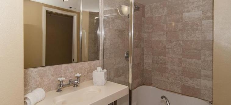 Hotel Mercury All Suites - South Beach : Bagno MIAMI BEACH (FL)