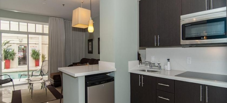 Hotel Mercury All Suites - South Beach : Cucina MIAMI BEACH (FL)