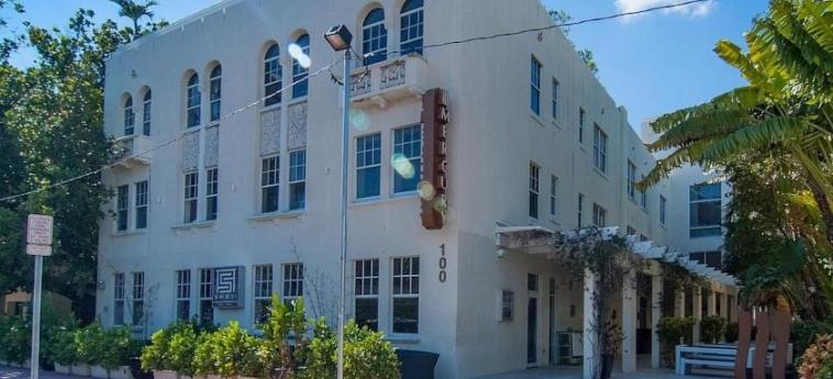 Hotel Mercury All Suites - South Beach : Esterno MIAMI BEACH (FL)