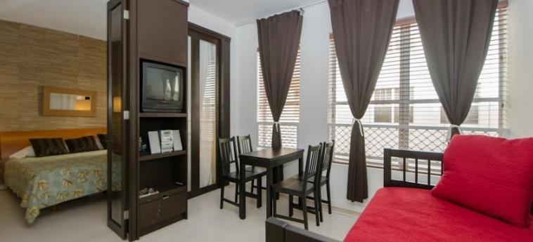 Hotel Mercury All Suites - South Beach : Interno MIAMI BEACH (FL)