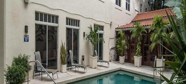 Hotel Mercury All Suites - South Beach : Piscina MIAMI BEACH (FL)
