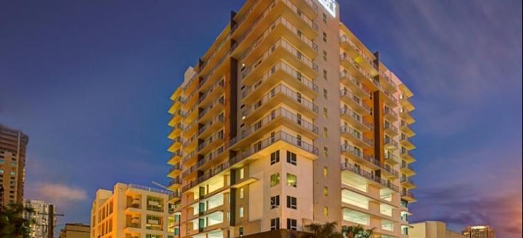 Hotel Aloft Miami Brickell: Extérieur MIAMI (FL)