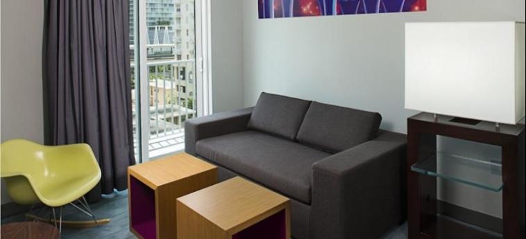 Hotel Aloft Miami Brickell: Intérieur MIAMI (FL)