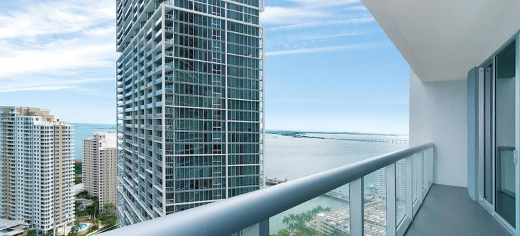 Icon-Viceroy By Sunnyside Retreats: Balcony MIAMI (FL)