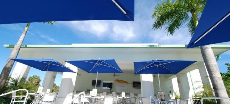 Hotel Provident Doral At The Blue Miami: Bar Exterior MIAMI (FL)