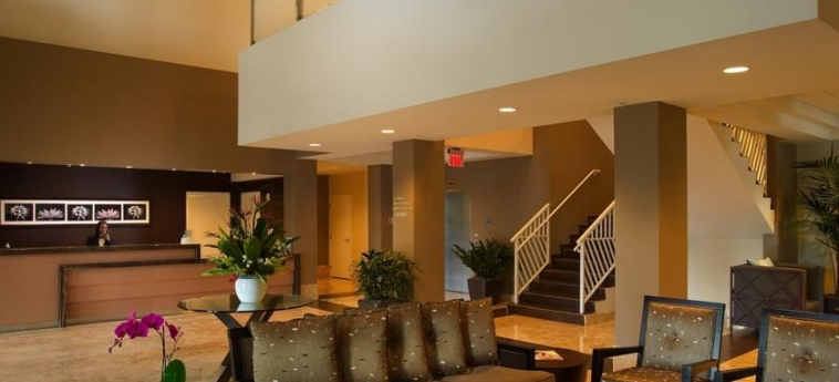 Hotel Provident Doral At The Blue Miami: Lobby MIAMI (FL)