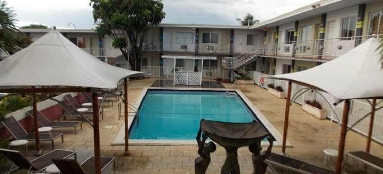 Hotel Motel Blu: Swimming Pool MIAMI (FL)