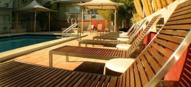 Hotel Motel Blu: Solarium MIAMI (FL)