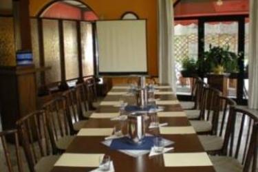 Aer Hotel Milano Malpensa: Restaurant Panoramique MILAN