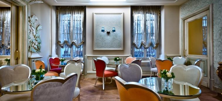 Hotel Chateau Monfort: Bar MILAN