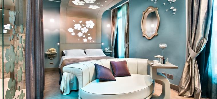 Hotel Chateau Monfort: Chambre executive MILAN