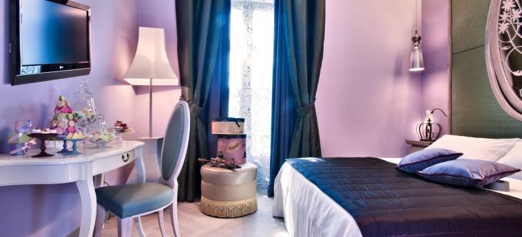 Hotel Chateau Monfort: Chambre Supérieure MILAN
