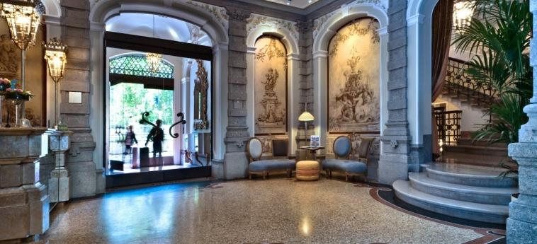 Hotel Chateau Monfort: Entrée MILAN