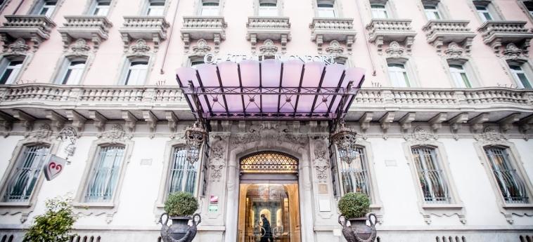 Hotel Chateau Monfort: Extérieur MILAN